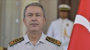 Spike in tension after tit-for-tat statements by Turkish DM, Greek military chief