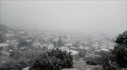 White Christmas in much of Greece on Tues.