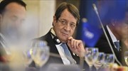 Cyprus President Anastasiades briefs US NSA John Bolton over continued Turkish provocations in Cypriot waters