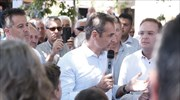 Mitsotakis: ND govt, if elected, will complete Skouries gold mine project, without cutting corners in terms of eco protection