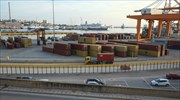 New record in container traffic at port of Piraeus