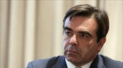 Margaritis Schinas the choice of Mitsotakis govt as Greece