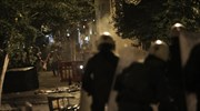 Scattered rioting in central Athens a day after teen