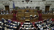 Govt tables draft law to cap maximum total monthly pension benefits at 4,608€; opposition furious