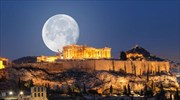 Nearly 100 archaeological sites, monuments and museums around Greece open on Thurs. night for August full moon