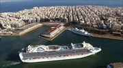New cruise ship terminal, shopping mall at Piraeus Port Authority dominants meeting between minister, Piraeus mayor