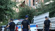 Police operation in Exarchia district to end 4 building squats