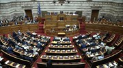 Proposal tabled in Parliament to examine accusations against former alt. justice minister Papaggelopoulos