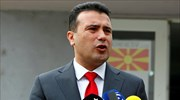 Zaev: Failure to receive accession talks date endangers Prespa agreement