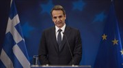 Mitsotakis: I asked for, and received support from Europe regarding Turkish provocations