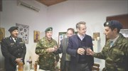 Mitsotakis pays Christmas Day visit to remote isle of Kasos