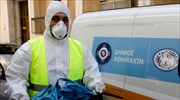 Covid-19 outbreak: Death toll in Greece at 53 on Thurs.