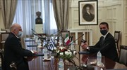 Reports: Greece, Italy to sign accord to delimitate maritime zones between them