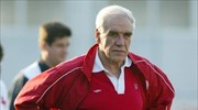 Well-known football coach Alefantos passes away at the age of 81