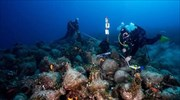 Underwater museum to debut off Alonissos; Classical era shipwreck, amphorae on display
