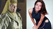 Diana Rigg: Πέθανε η σταρ του «Game of Thrones» και κορίτσι του James Bond