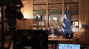 Greek PM: Country will emerge economically stronger after pandemic