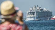 Cruise ship sector in Greece mirrors global collapse in Covid-19-swamped 2020; down by 80% compared to previous year